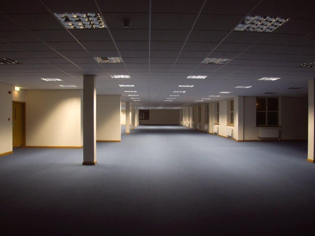 leasing przestrzeni biurowych